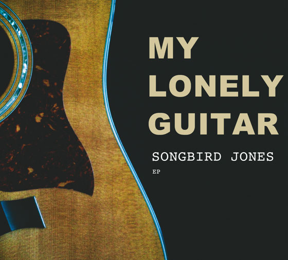 my lonely guitar cover
